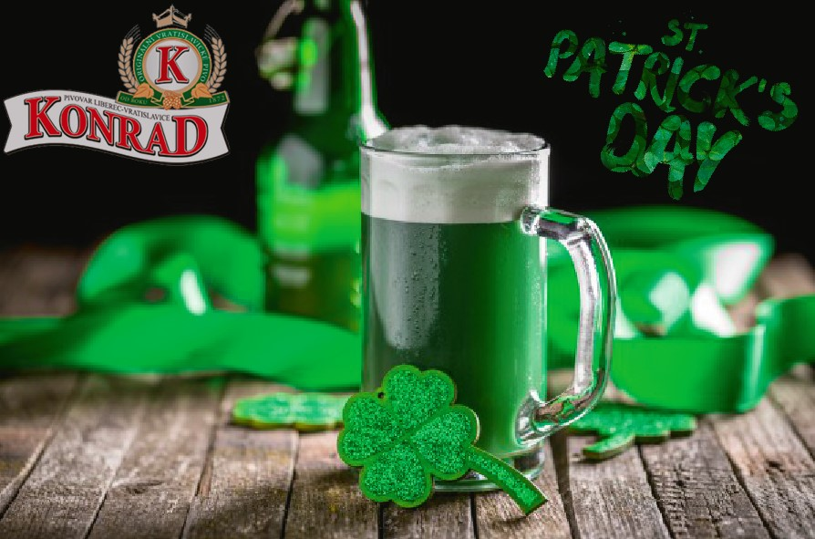 New! Green beer Konrag Green King
